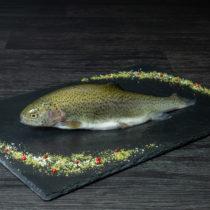 Bio-Forelle in Stücken, 350-450g