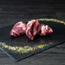 Herz vom Bio-Lamm, gewolft – 500g