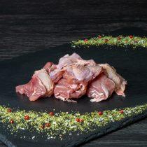 Schenkelfleisch ausgelöst vom Bio-Junghahn