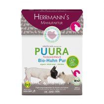 Herrmann's Puura Trockenfleisch Bio-Huhn Pur – 500g